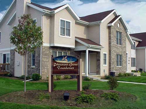 Pheasant Grove Townhouse Madison WI for Rent